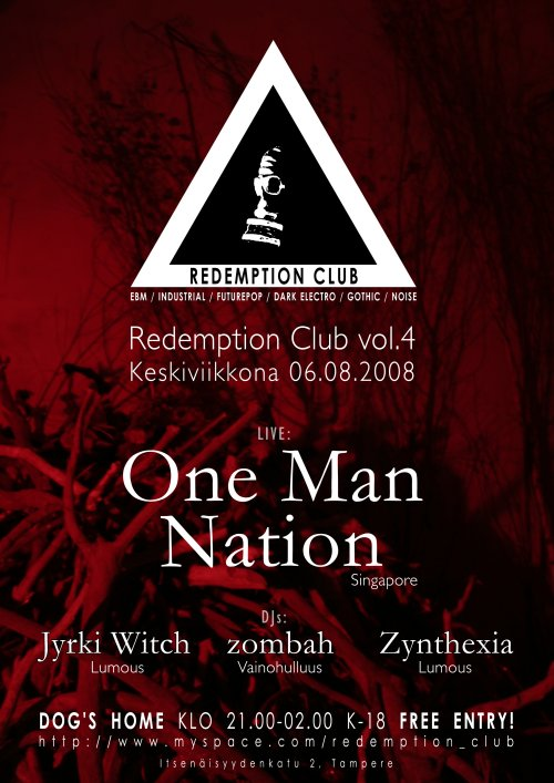 Redemption Club vol.4