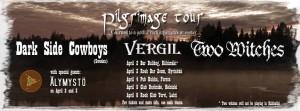 Pilgrimage Tour 2015